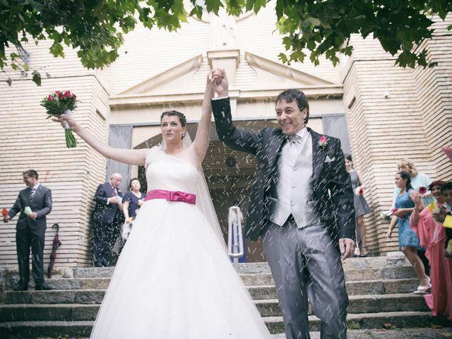 La boda de Marco y Raquel en Pamplona, Navarra 63