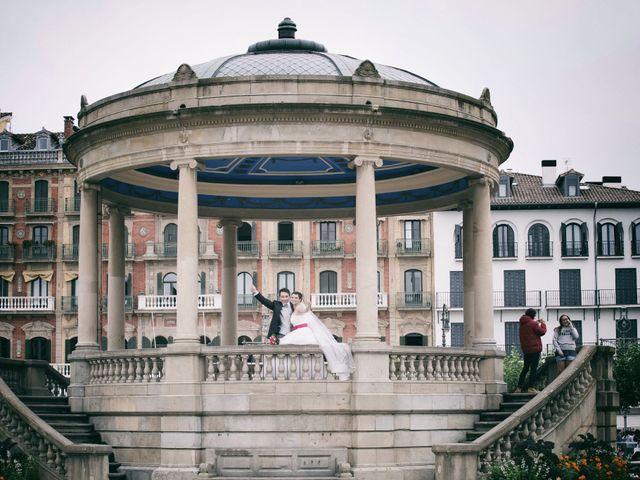 La boda de Marco y Raquel en Pamplona, Navarra 72