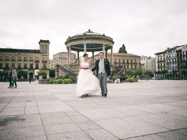 La boda de Marco y Raquel en Pamplona, Navarra 75