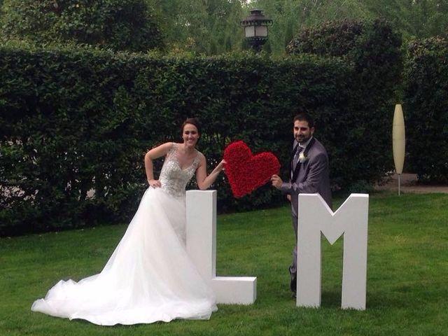 La boda de Miguel  y Luna  en Illescas, Toledo 7