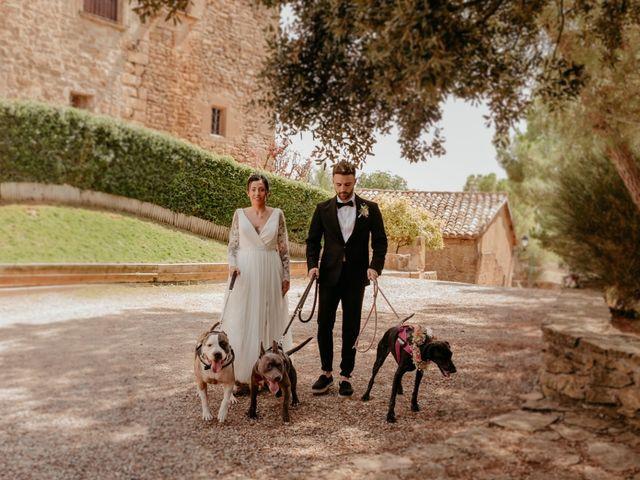 La boda de Joan y Alba en Cardona, Barcelona 1