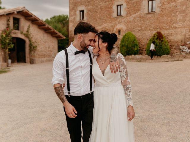 La boda de Joan y Alba en Cardona, Barcelona 3