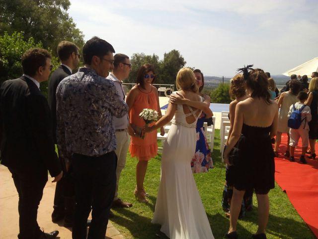 La boda de Oscar y Elena en Begur, Girona 5