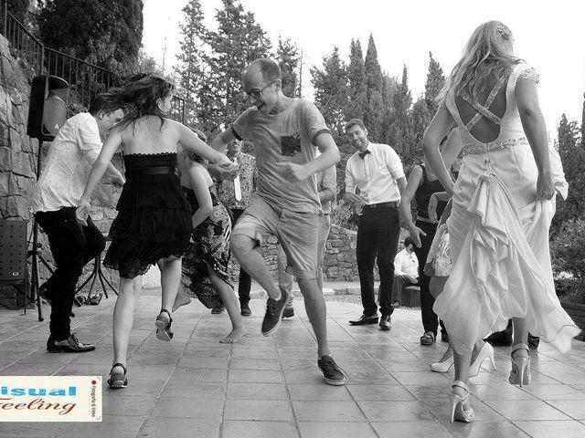 La boda de Oscar y Elena en Begur, Girona 6