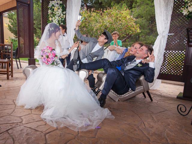 La boda de Chia-Chi y Aljosa