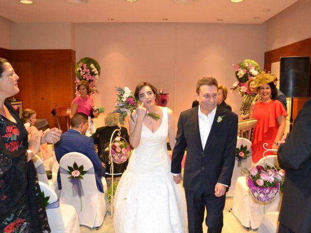 La boda de Alicia y Jose María