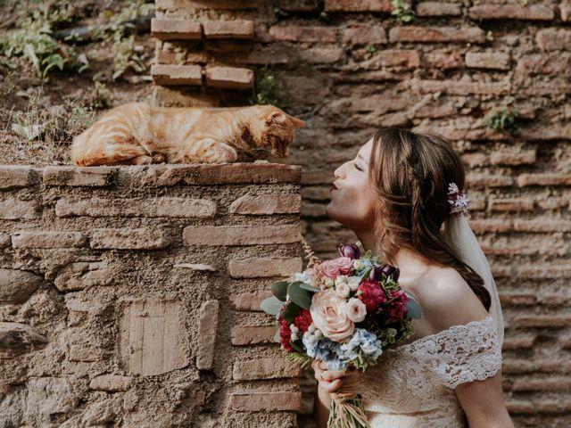 La boda de José y Mar en Granada, Granada 6