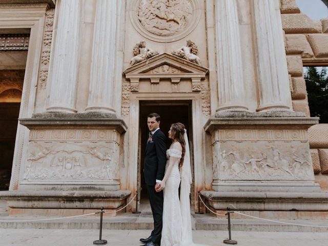 La boda de José y Mar en Granada, Granada 7