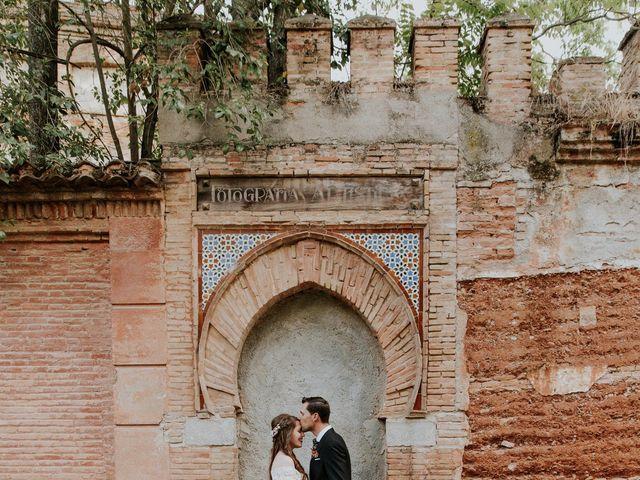 La boda de José y Mar en Granada, Granada 11