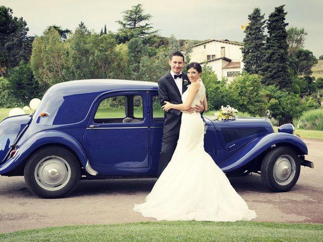 La boda de Daphne y Manel