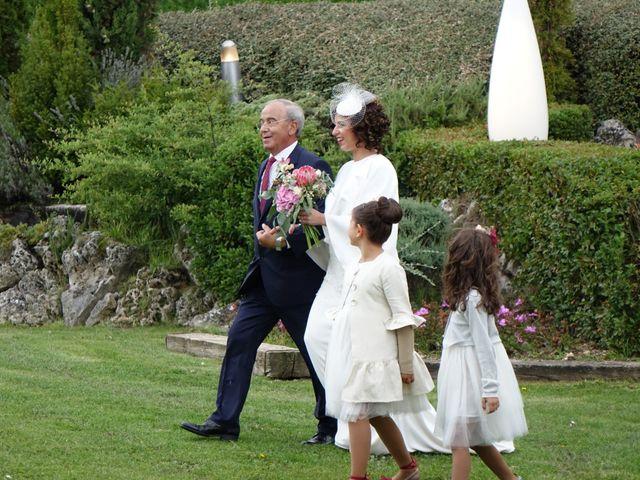 La boda de Hugo y Helena en Burgos, Burgos 1