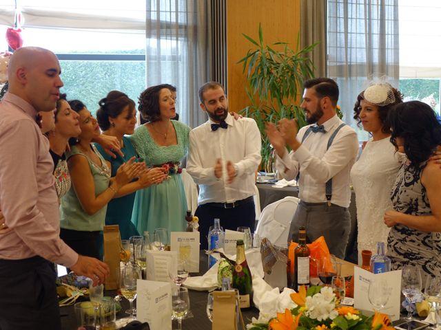 La boda de Hugo y Helena en Burgos, Burgos 20