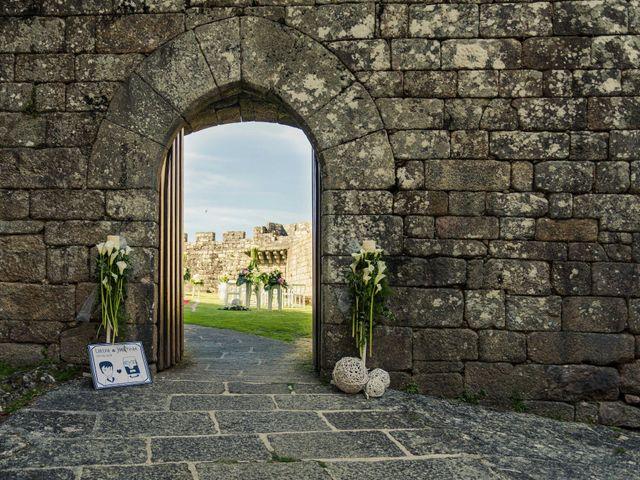 La boda de Jonathan y Lorena en Soutomaior, Pontevedra 3