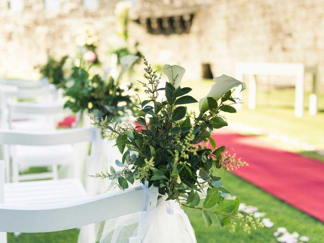 La boda de Jonathan y Lorena en Soutomaior, Pontevedra 4