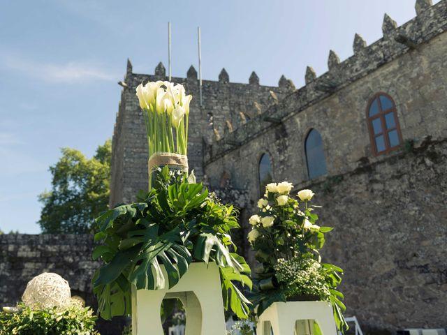 La boda de Jonathan y Lorena en Soutomaior, Pontevedra 5