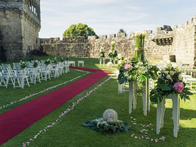 La boda de Jonathan y Lorena en Soutomaior, Pontevedra 6