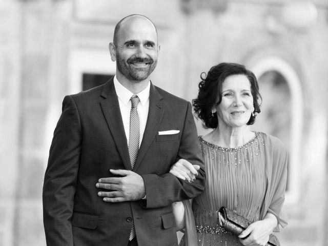 La boda de Jonathan y Lorena en Soutomaior, Pontevedra 18