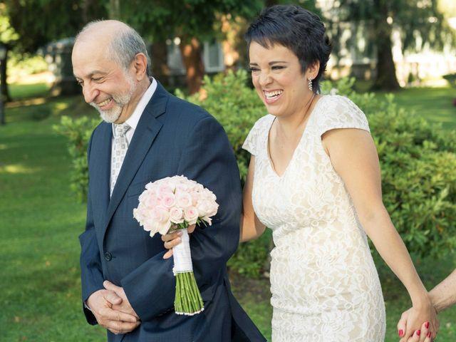 La boda de Jonathan y Lorena en Soutomaior, Pontevedra 22