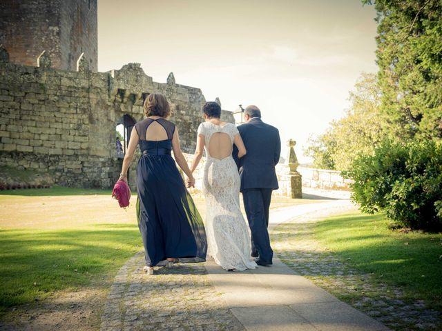 La boda de Jonathan y Lorena en Soutomaior, Pontevedra 23