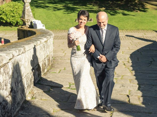 La boda de Jonathan y Lorena en Soutomaior, Pontevedra 24