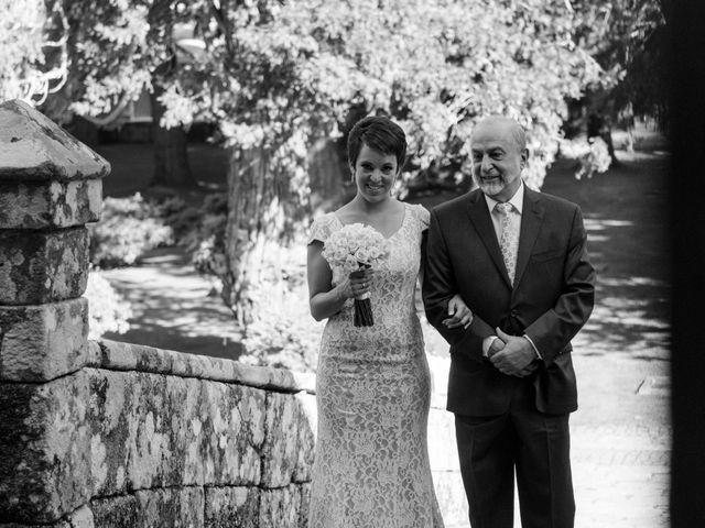La boda de Jonathan y Lorena en Soutomaior, Pontevedra 25