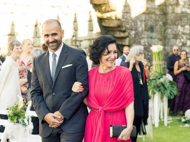 La boda de Jonathan y Lorena en Soutomaior, Pontevedra 27