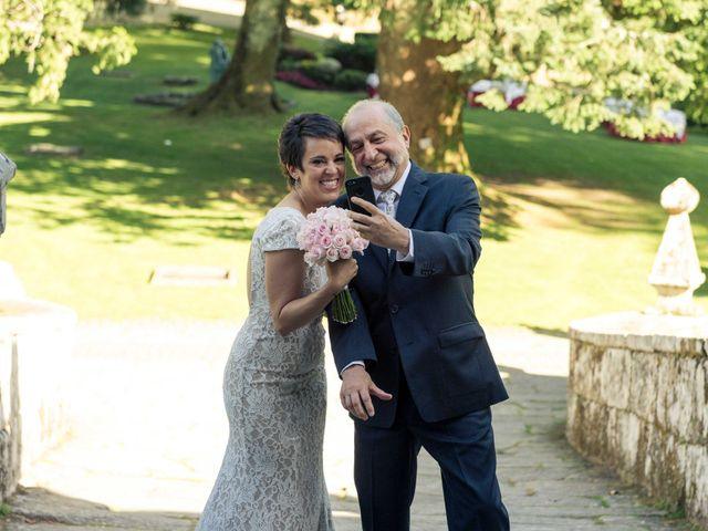 La boda de Jonathan y Lorena en Soutomaior, Pontevedra 28
