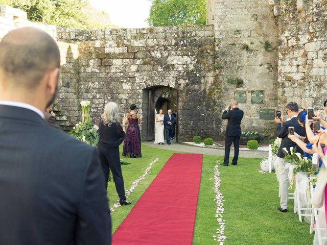 La boda de Jonathan y Lorena en Soutomaior, Pontevedra 32