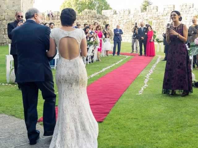 La boda de Jonathan y Lorena en Soutomaior, Pontevedra 33