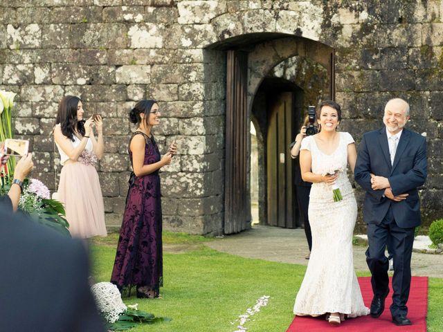 La boda de Jonathan y Lorena en Soutomaior, Pontevedra 34