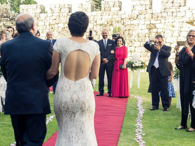 La boda de Jonathan y Lorena en Soutomaior, Pontevedra 35