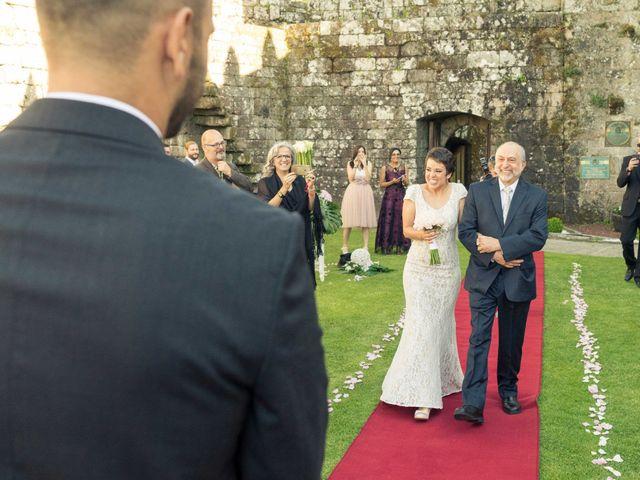La boda de Jonathan y Lorena en Soutomaior, Pontevedra 36
