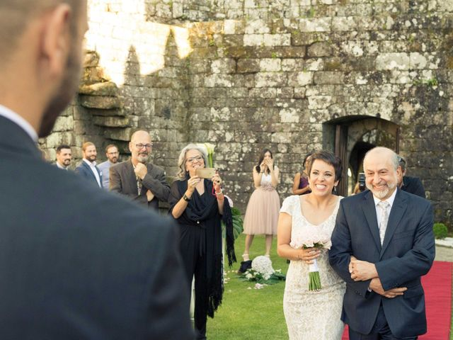 La boda de Jonathan y Lorena en Soutomaior, Pontevedra 37