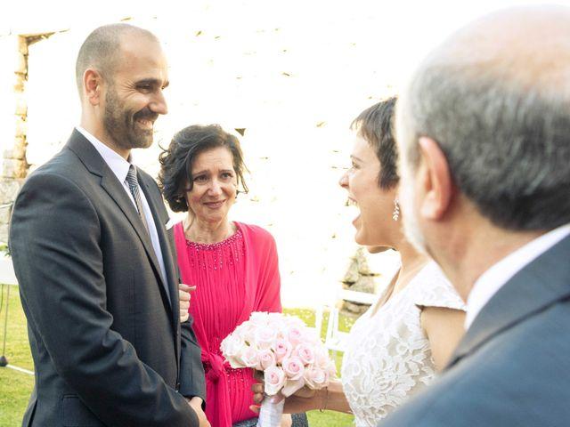 La boda de Jonathan y Lorena en Soutomaior, Pontevedra 38