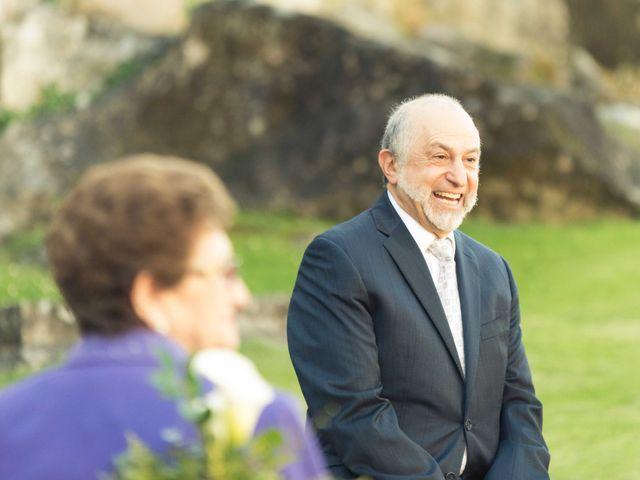 La boda de Jonathan y Lorena en Soutomaior, Pontevedra 42