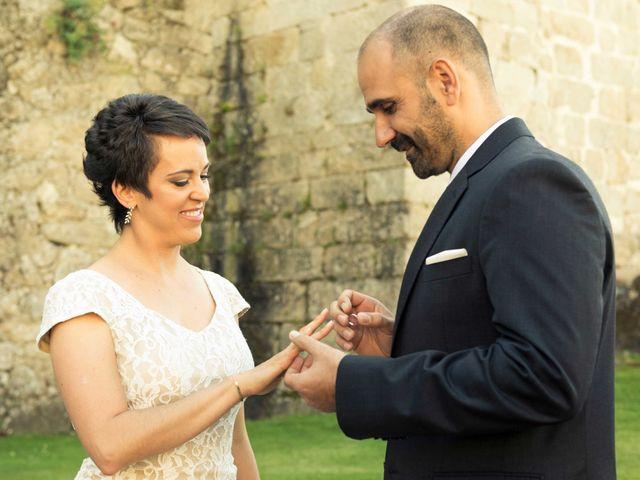 La boda de Jonathan y Lorena en Soutomaior, Pontevedra 46