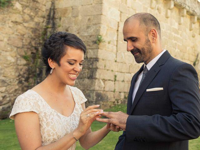 La boda de Jonathan y Lorena en Soutomaior, Pontevedra 49