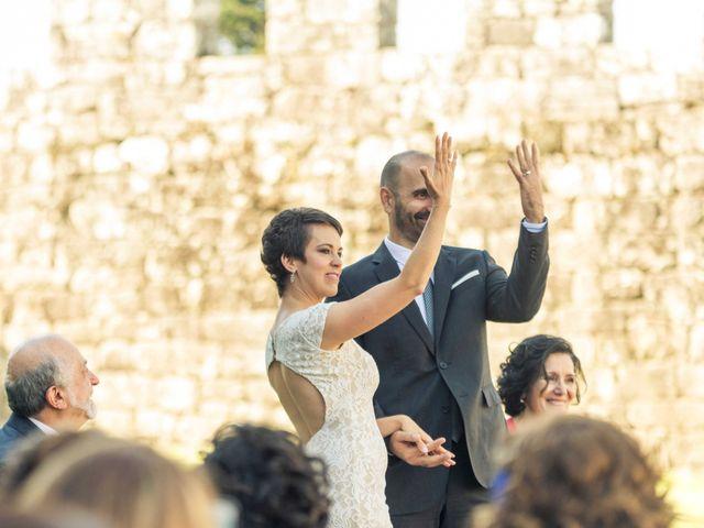 La boda de Jonathan y Lorena en Soutomaior, Pontevedra 50