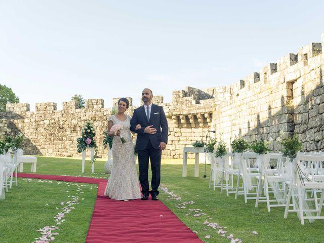 La boda de Jonathan y Lorena en Soutomaior, Pontevedra 58
