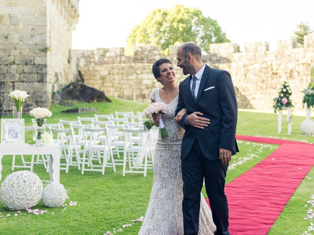 La boda de Jonathan y Lorena en Soutomaior, Pontevedra 59