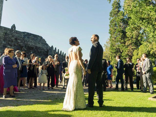La boda de Jonathan y Lorena en Soutomaior, Pontevedra 67
