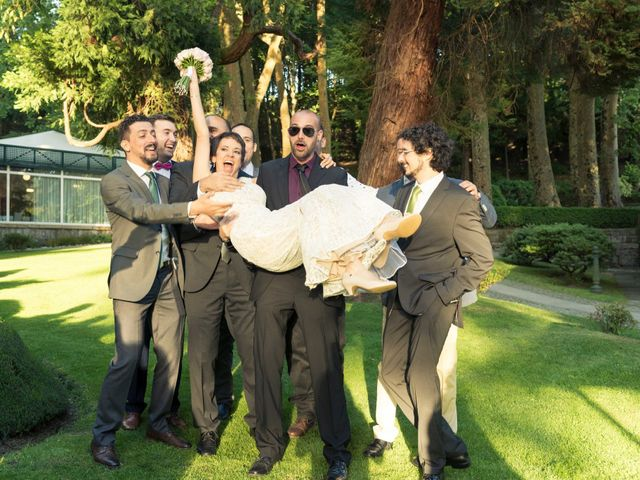 La boda de Jonathan y Lorena en Soutomaior, Pontevedra 74