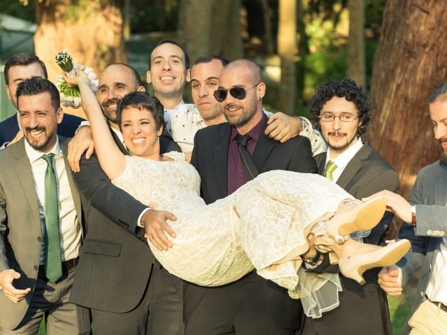 La boda de Jonathan y Lorena en Soutomaior, Pontevedra 75
