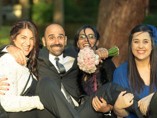La boda de Jonathan y Lorena en Soutomaior, Pontevedra 77