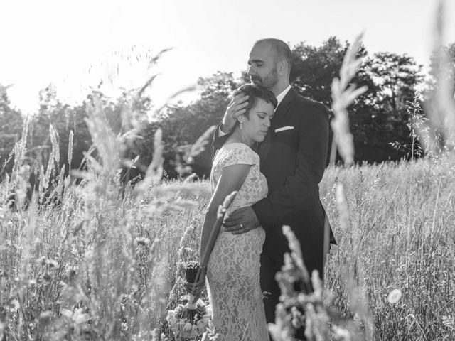 La boda de Jonathan y Lorena en Soutomaior, Pontevedra 84