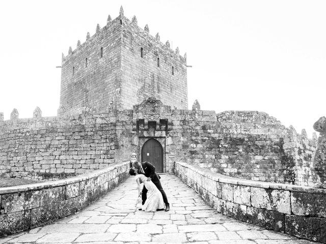 La boda de Jonathan y Lorena en Soutomaior, Pontevedra 89