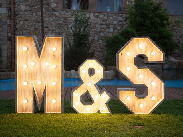 La boda de Sergi y Melodi en Girona, Girona 13