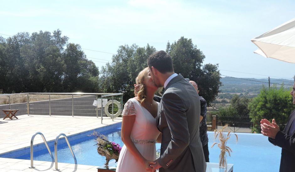 La boda de Oscar y Elena en Begur, Girona