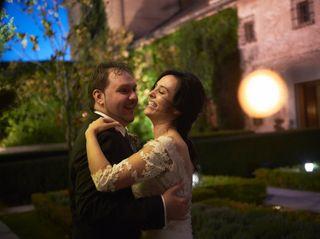 La boda de Irene y Juanjo