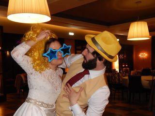 La boda de Sergio y Leti